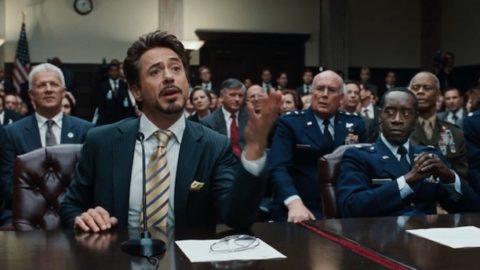 Jon Favreau - IRON MAN 2: Trailer