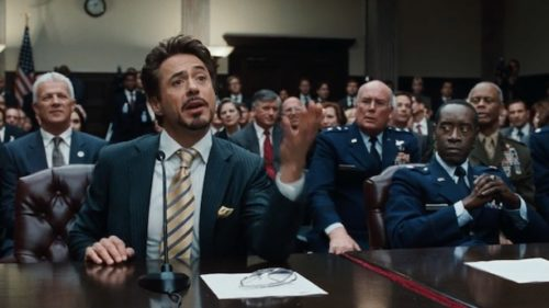 Jon Favreau - IRON MAN 2: Trailer