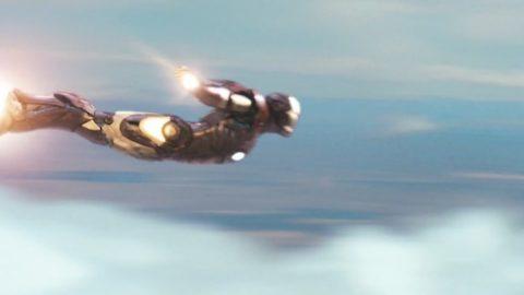 Jon Favreau - IRON Man: Trailer