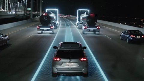 Shawn Levy - NISSAN ROGUE: Best in the Galaxy