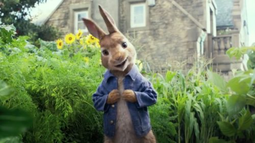 Will Gluck - PETER RABBIT: trailer