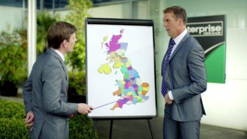 Rawson Thurber - ENTERPRISE: Guide to the UK
