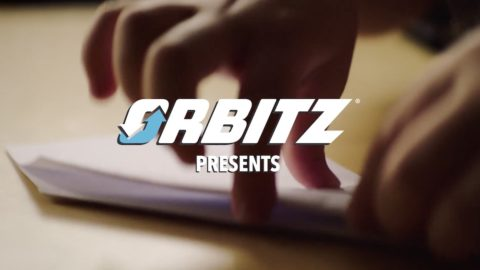 GILLY BARNES - Orbitz: Taking Flight